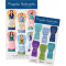 Angel Magnetic Bookmarks 6-Pack