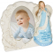 Angel Blessings Photo Frame - Boy