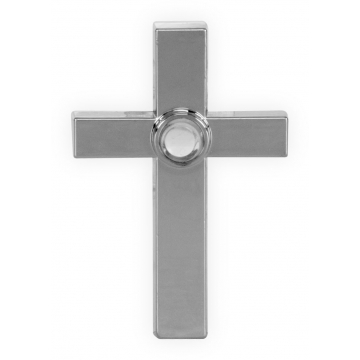 Pocket Prayer - Lord's Prayer Square Cross