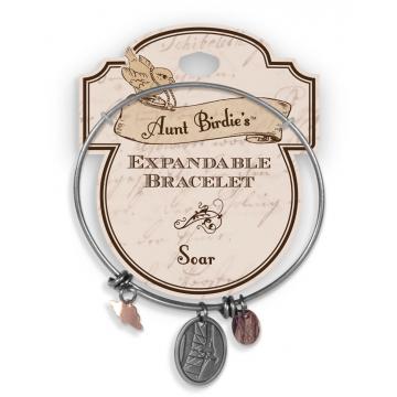 Aunt Birdie Charm Bracelet - Soar