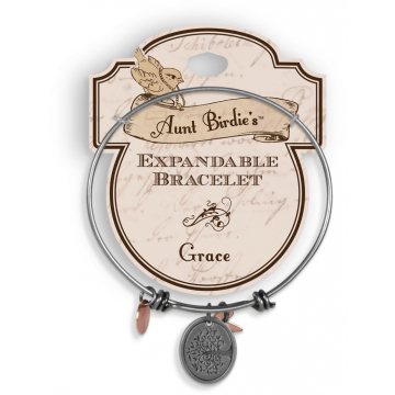 Aunt Birdie Charm Bracelet - Grace