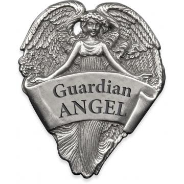 Guardian Angel Visor Clip - Watchful