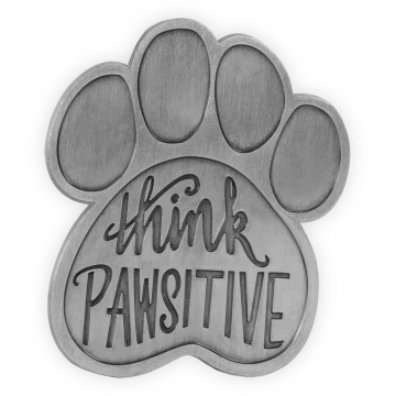 Pawsitive Visor Clip - Think Pawsitive