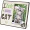 Pawsitive Photo Frame - I Love My Cat