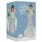 Winter Wonder-Full Angel Figurine - Courage