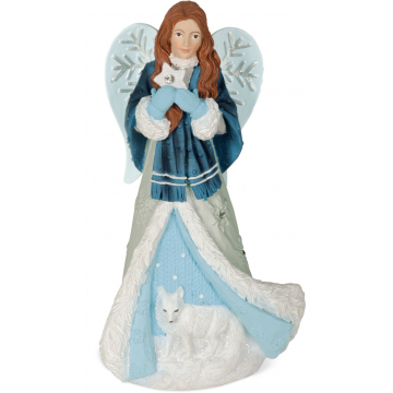 Winter Wonder-Full Angel Figurine - Hope