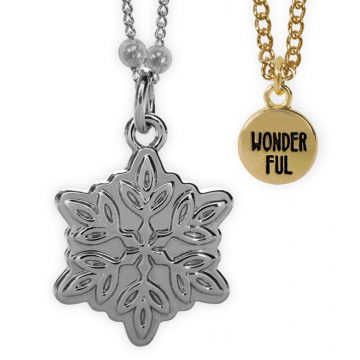 Winter Wonder-Full Pendant Set - Wonderful