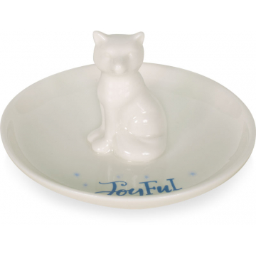Winter Wonder-Full Trinket Dish - Joyful Fox