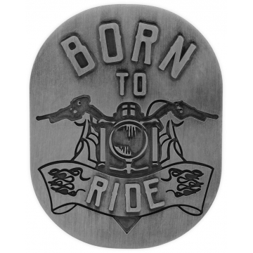 Guardian Eagle Visor Clip - Born to Ride