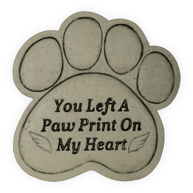 A Paw On My Heart