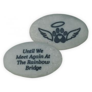 Rainbow Bridge Pet Stone - Rainbow Bridge
