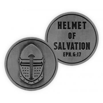Armor of The Lord Token - Helmet of Salvation