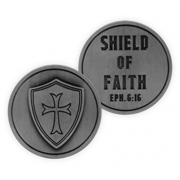 Armor of The Lord Token - Shield of Faith