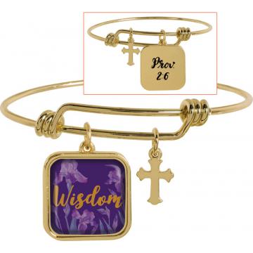 Golden Wisdom Bracelet - Wisdom