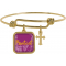 Golden Wisdom Bracelet - Protect