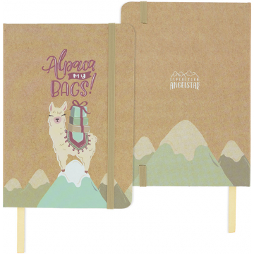 Expedition: AngelStar Sketchbook - Alpaca My Bags