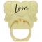 Golden Inspirations Phone Ring - Love
