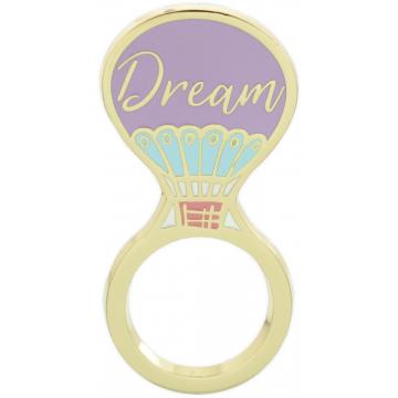 Golden Inspirations Eyeglass Pin - Dream