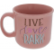 Pawsitive Inspiration Mug - Live Love Bark