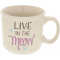 Pawsitive Inspiration Mug - Live in the Meow