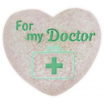 Heart of AngelStar Pocket Stone - Doctor