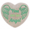 Heart of AngelStar Pocket Stone - Special Angel