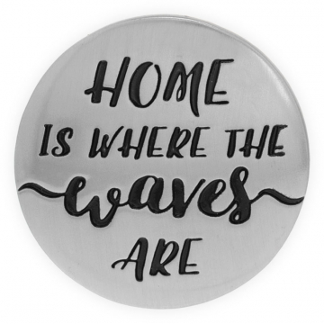 Token of Paradise - Home is Where the Waves Are