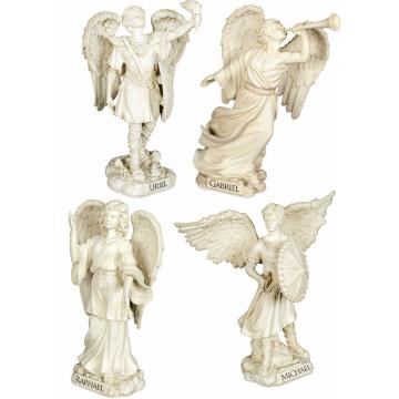 "Archangel 7"" Figurine 8 Piece Assortment"