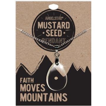 Mustard Seed Pendant